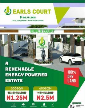a 100% Dry Land, Asegun, Ibeju Lekki, Lagos, Residential Land for Sale