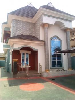Standard New 3 Bedroom Detach Duplex, Oko-oba, Agege, Lagos, Detached Duplex for Sale