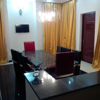 4 Bedroom Fully Furnished Detached with 1 Room Bq, Off Durosimi Etti Road, Lekki Phase 1, Lekki, Lagos, Detached Duplex for Rent