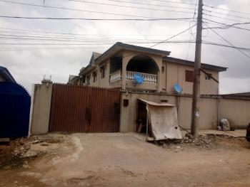 Building of Four Numbers of Three Bedroom, Egbeda, Alimosho, Lagos, Block of Flats for Sale