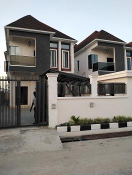 Well Built and Beautiful 4 Bedroom Duplex with a Bq, Ikota Villa Estate, Lekki, Lagos, Detached Duplex for Sale