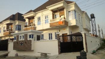 Brand New 4 Bedroom Duplex Tastefully Finished with Bq, Ikota Villa Estate, Lekki, Lagos, Semi-detached Duplex for Sale