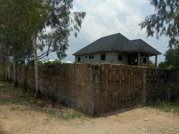 Land with Uncompleted Duplex, Inside Iyiagu Estate, Awka, Anambra, Residential Land for Sale