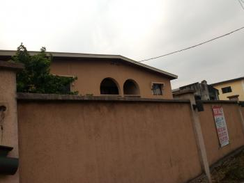 6 Bedroom Fully Detach Duplex with Uncompleted Bungalow All Sitting on 700 Sqm, Morgan Rd, Morgan Estate, Ojodu, Lagos, Detached Duplex for Sale