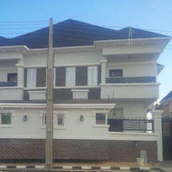 Brand New 4 Bedroom Semi Detached Duplex with Bq, Lafiaji, Lekki, Lagos, Semi-detached Duplex for Rent