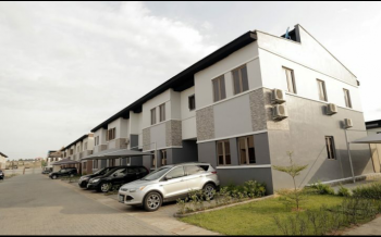 3 Bedroom Terraced Duplex, Phase 2, Gra, Ogudu, Lagos, Terraced Duplex for Sale