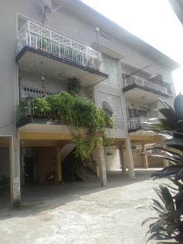 Decent 2 Bedroom Flat with 1 Room Boys Quarters, Falomo, Ikoyi, Lagos, Flat for Rent