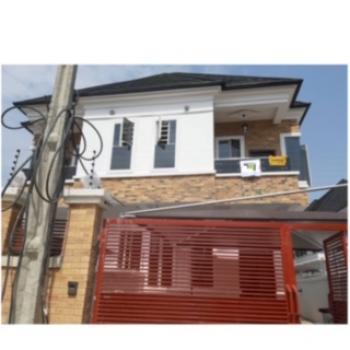 Four Bedroom Semi Detached, Chevron, Lekki, Lagos, Semi-detached Duplex for Sale