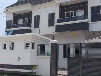 Tastefully Finished 4 Bedrooms with Bq, Oral Estate, Lafiaji, Lekki, Lagos, Semi-detached Duplex for Rent