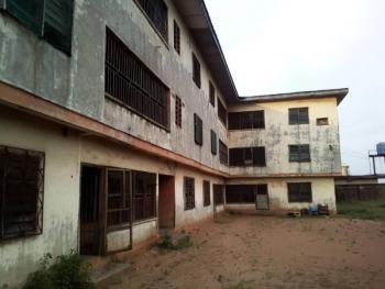 House, Behind Nitel Office, By Cable Point, Asaba, Delta, Block of Flats for Sale