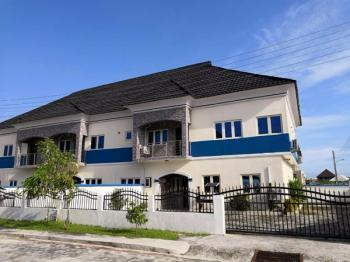 a Luxury Deluxe 4 Bedroom Semi Detached Beach Homes with Bq, 15 Minutes From The Ajah Jubilee Bridge, Okun Ajah ,off Abraham Adesanya Round About, Atican Beachview Estate, Abraham Adesanya Estate, Ajah, Lagos, Detached Duplex for Sale