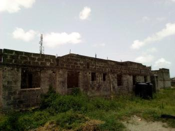Fenced and Gated Corner Piece Plot Measuring 2600sqm with Warehouse/factory Development on The Lintel Level, Lagasa Road, Lakowe Bus Stop, Lakowe, Ibeju Lekki, Lagos, Commercial Land for Sale
