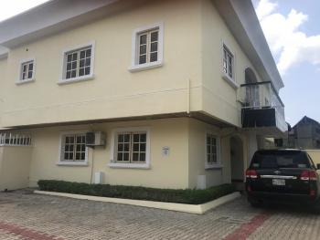 Well Maintained and Partly Furnished 4 Bedroom Office Space with 2 Rooms Bq, Osborne Phase 1, Osborne, Ikoyi, Lagos, Office Space for Rent