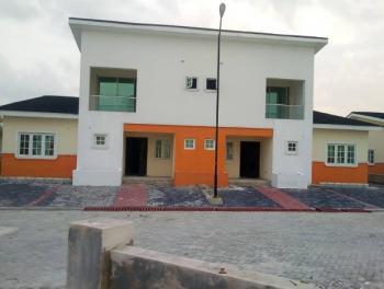 4 Bedroom Semi Detached Raise Bungalow, Awoyaya Bus Stop, Lekki Expressway, Lekki, Lagos, Semi-detached Bungalow for Sale