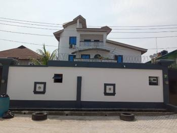 6 Bedroom Fully Detached House with a 2 Bedroom Guest Chalet and a Gate House, Peninsula Garden Estate, Ajah, Lagos, Detached Duplex for Rent