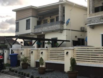 Exquisite 4 Bedroom House, Orchid Hotel Road, Chevron, Lekki Phase 2, Lekki, Lagos, Detached Duplex for Rent