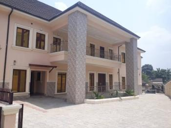 New 4 Bedrooms Terrace Duplex with Bq, Apo, Abuja, Terraced Duplex for Rent