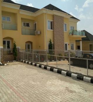 Service 4 Bedroom Terrace Duplex, Jabi, Abuja, Terraced Duplex for Rent