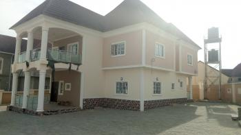 Brand New 4 Bedroom Detached Duplex with Bq, Life Camp, Gwarinpa, Abuja, Detached Duplex for Sale
