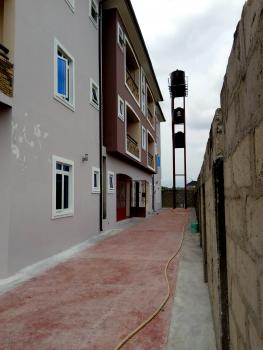 Newly Built and Tastefully Finished 2 Bedroom, Shell Cooperative, Off Eliozu, Obio-akpor, Rivers, Flat for Rent