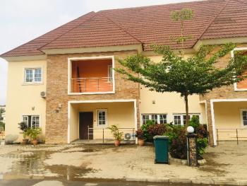 Newly Built 4 Bedroom Duplex with a Room Bq, Apo, Abuja, Semi-detached Duplex for Sale