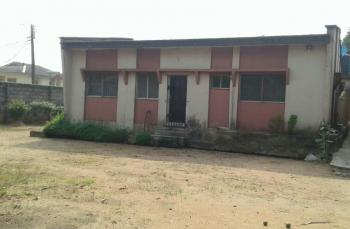 3 Bedroom Bungalow with a Mini Flat Bq on 950sqm, Unilag Estate, Magodo, Lagos, Detached Bungalow for Sale