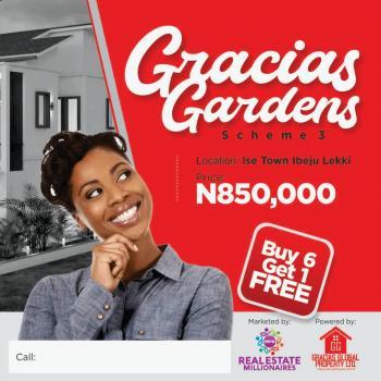 Gracias Garden Scheme 3, Ibeju Lekki, Ise Town, Ibeju Lekki, Lagos, Land for Sale
