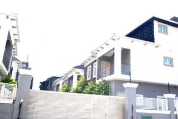 Luxury Brand New 5 Bedrooms Semi Detached in a Mini Estate with a Room Bq, Off Kusenla, Ikate Elegushi, Lekki, Lagos, Semi-detached Duplex for Rent