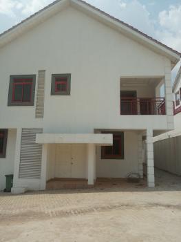 5 Bedroom Duplex with 2 Rooms Bq, Abubakar Koko Crescent, Asokoro District, Abuja, Detached Duplex for Rent