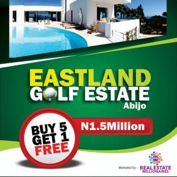 Affordable Land, Opposite Rainoil Filling Station, Abijo, Lekki, Lagos, Residential Land for Sale