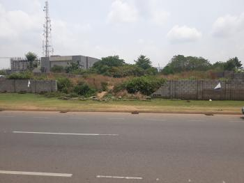 Fenced & Perfectly Nestled Commercial Land, Along Next Mall Expressway (ahmadu Bello Way), Mabuchi, Abuja, Commercial Land for Sale