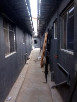 a Brand Newly Built Room Self Contained, Bariga, Shomolu, Lagos, Self Contained (single Rooms) for Rent