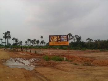 Dry and Stable Land, Agbala Airport Road, Directly Opp. Nneoma Okocha Acquisition Center, New Owerri, Owerri, Imo, Mixed-use Land for Sale