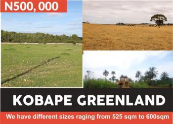 Kobape Greenland, on The Road Adjacent to Day Waterman College, Abeokuta South, Ogun, Mixed-use Land for Sale