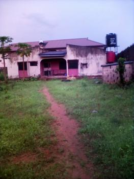 Corner Piece, 2 Plots of Land with a Completed 3 Bedroom Flat, Collins Street, Off Ogundare Avenue Lanre Bus Stop, Isheri Olofin, Alimosho, Lagos, Residential Land for Sale