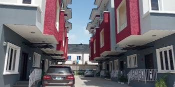 3 Bed Terrace, Osapa, Lekki, Lagos, Terraced Duplex for Rent