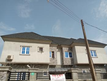 Spacious 1 Bedroom Flat, with Dinning Area & 2 Toilets, Fo1, Kubwa, Abuja, Mini Flat for Rent