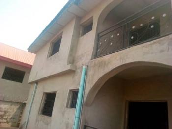 4 Flats of 3 Bedroom, 90% on Full Plot of Land, with Borehole, Fence and Gate in Serena Environment, Adetokun Estate, Ologuneru, Ido, Oyo, Block of Flats for Sale