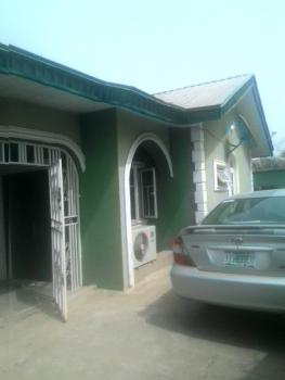 2 Unit 2 Bedroom & 1  Room and Parlour Self Contained, Elebu, Ibadan, Oyo, Block of Flats for Sale
