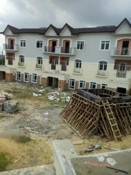 4 Bedroom Maisonette Duplex, Bode Thomas, Surulere, Lagos, Terraced Duplex for Sale