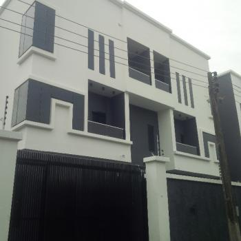 New 4 Bedroom Semi Detached Duplex with Bq, Osapa, Lekki, Lagos, Semi-detached Duplex for Rent
