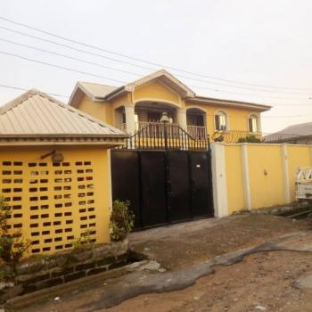 Detached House of 4 Bedroom Semi Detached and 2 No 3 Bedroom Flat, Goevrrnors Way, Mapplewood Estate, Agege, Lagos, Semi-detached Duplex for Sale