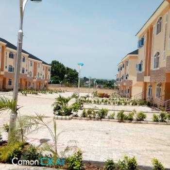Hot Letting New 4 Bedrooms Terrace Duplex with Bq, Life Camp, Gwarinpa, Abuja, Terraced Duplex for Rent