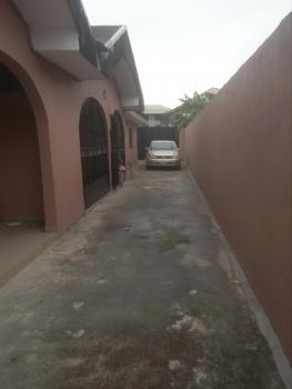 a Standard 3 Bedroom Bungalow with Standard Facilities, Off East West Road, Rumuodara, Port Harcourt, Rivers, Semi-detached Bungalow for Rent