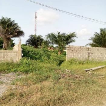 Fenced and Gated Land, Abijo, Lekki, Lagos, Mixed-use Land for Sale