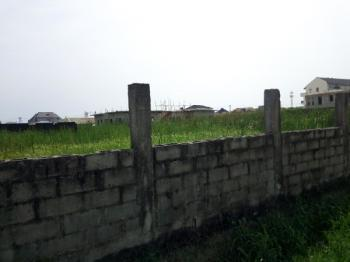 Standard 60*120ft Fenced Land, Catholic Church Road, Ologolo, Lekki, Lagos, Residential Land for Sale
