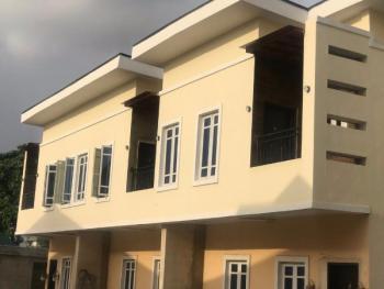 Brand New 4 Bedroom Terrace House, Off Coker Road, Ilupeju, Lagos, Terraced Duplex for Sale