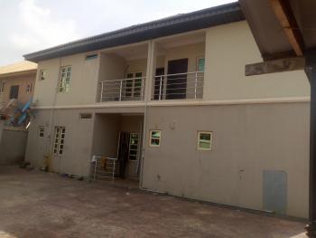 2 Bedroom Flat, Back of Romeo Garden, Ilasan, Lekki, Lagos, House for Rent