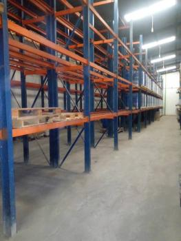 320sqm Warehouse with Office Space, Directly on Ogunnusi Road, Omole Phase 1, Ikeja, Lagos, Warehouse for Rent