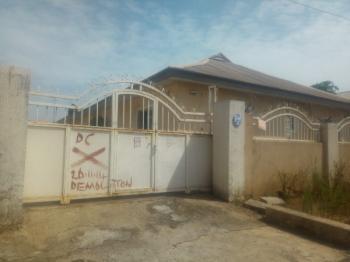 Three Bedroom Semi Detached Bungalow, Centage Estate, Apo, Abuja, Semi-detached Bungalow for Sale